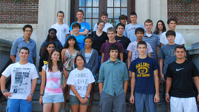 Summer 2011 Students