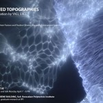 Yael Erel, Projected Topographies Invitation