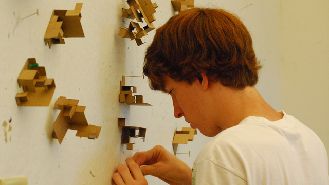 Credit One Apply >> Summer Architecture Career Discovery Program : Rensselaer | Architecture