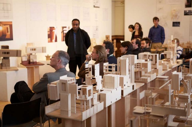 Undergraduate Application Rensselaer Architecture